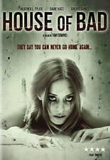 House of Bad (2013 DVD) Horror BRAND NEW, FREE FIRST CLASS SHIPPPING