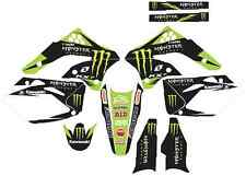 KIT DE PEGATINAS, ADHESIVOS, kawasaki kxf 450 06-08 decal graphic sticker