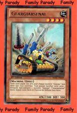 Geargiarsenal REDU-FR029 Carte YuGiOh Rare neuve fr Yu-Gi-Oh!