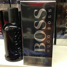 PROFUMO Hugo BOSS NIGHT 100ML NATURAL SPRAY EDT  READ BELOW  ORIGINALE