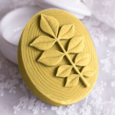 Leaves S333 Silicone Soap molds Craft Molds DIY Handmade soap mould