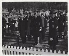 John F. Kennedy Funeral Photo From Presidential Seamstress Album *Rare* #16