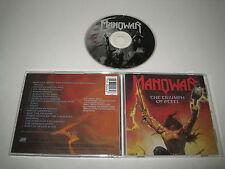 MANOWAR/THE TRIUMPH OF STEEL(ATLANTIC/7567-82423-2)CD ALBUM