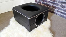 standard Smother Box  black, bondage,  kinky bdsm fetish.