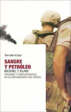 Sangre Y Petroleo  (Spanish Edition)-ExLibrary