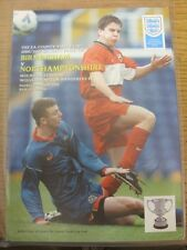 29/04/2001 FA County Youth Cup Final: Birmingham County v Northamptonshire Count