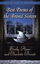 Best Poems of the Bront Sisters (Dover Thrift Editions)