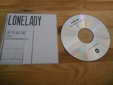 CD Indie Lonelady-Early the haste Comes (1 chanson) promo warp rec