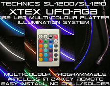UFO RGB 16 Colour Under Platter Halo LED System For Technics SL-1200 & SL-1210