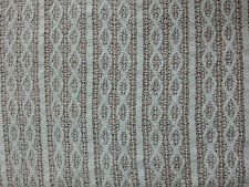 White Cotton Crochet Lace Fabric by the Yard Style 6010-1 Lingerie Bridal