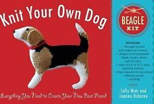 Knit Your Own Dog: Beagle Kit : Everything You Need to Create Your New Best...