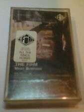 Mean Business * by The Firm - Cassette - SEALED
