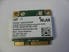 Dell Studio 1558 Series Wireless Half Mini Card 622ANHMW DP/N 2GGYM (K36-14)