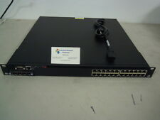 Brocade FastIron FCX624-E 24-Port Gigabit with FCX-4XG 4-Ports SFP+ Switch