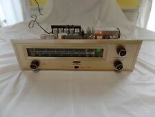 SCOTT TYPE 320 TUBE TUNER / TECH TESTED & SERVICED / SEE PICTURES / GREAT SOUND