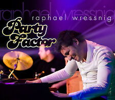 CD Raphael Wressnig Party Factor - Hammond Orgel