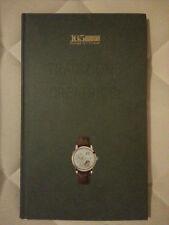 TRADIZIONE CREATRICE- Storia e catalogo degli orologi Watch A Lange & Sohne Glas