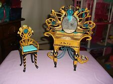Monster High Cleo De Nile Vanity & Chair