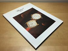 Used - Libro Book CHOPARD La Collection Homme - Español English - For Collectors