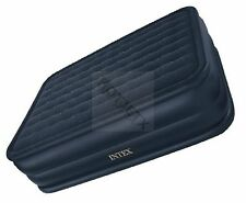 AIR BED QUEEN FURNITURE RAISED DOWNY MATTRESS PUMP CAMP GUEST BOOK BAG COT HDTV