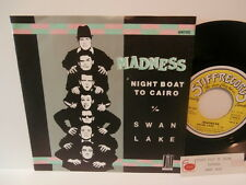 "madness""night boat to cairo""single7""or.fra.stiff:640192.de1979 + encart juke-box"
