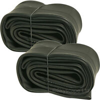 2 x BIKE INNER TUBES TUBE 10 12 14 16 18 20 24 26 27 28 700 (PAIR - RRP £15.99)