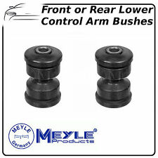For Mercedes M Class W163 Meyle Front/Rear Lower Control Arm Bushes 0140350086