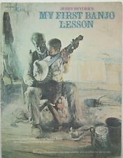 Jerry Snyders My First Banjo Lesson 1972