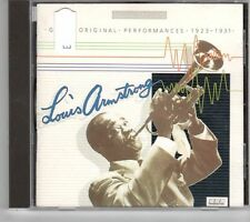 "(GM158) Jazz Classic Masterpieces II(1)""Louis Armstrong"" - 1986 CD"