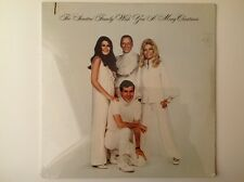"""FRANK SINATRA """"THE SINATRA FAMILY WISH YOU A MERRY CHRISTMAS"""" FS 1026 LP SEALED"""