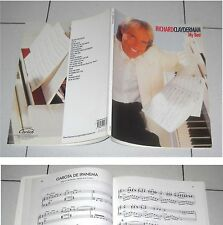 Spartiti RICHARD CLAYDERMAN My Best - 2001 Songbook Sheet music