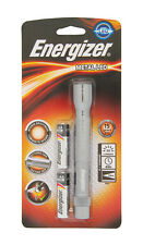 Energizer Metal LED Light 50 Lumens Impact Resistant 2AA Batteries Included