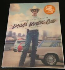 DALLAS BUYERS CLUB KimchiDVD Exclusive Blu-Ray SteelBook Lenticular #/1800 Rare!
