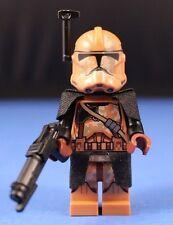 LEGO® STAR WARS™ 75089 Geonosis CLONE COMMANDER™ DELUXE +Custom Helmet Antenna