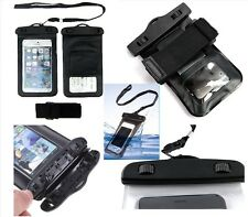 Waterproof Case Bag Pouch Armband iPhone 4 5 6 6S Mobile Phone Wallet +FREE GIFT