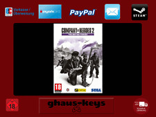 Company of Heroes 2 - The British Forces Steam Key Pc Game Code Download