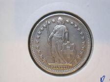 Schweiz 1 Franken 1944 B  Silber (413)