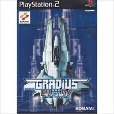 Used PS2 Gradius III and IV Japan Import