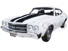 1970 CHEVROLET CHEVELLE SS 454 LS6 CLASSIC WHITE LTD ED 618PC 1/18 ACME A1805508