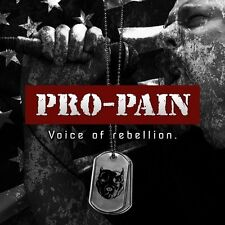PRO-PAIN - VOICE OF REBELLION/DIG.  CD NEU