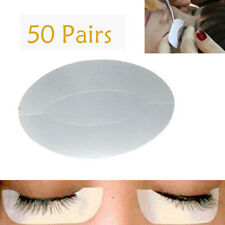 Lash Extension Under Pads Eye Stickers Lint Free Eye Patches 50 Pairs Eyelash