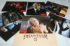 PHANTASM II ! Don Coscarelli  jeu photos cinema lobby cards fantastique horreur