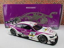 BMW M3 DTM * DTM 2012 * A.Priaulx * Limitiert auf 1.002 * Minichamps *1:18 * OVP