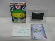 WS -- Rhyme Rider Kerorican -- Box. Can data save! WonderSwan, JAPAN Game. 32132