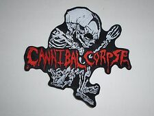 CANNIBAL CORPSE BUTCHERED AT BIRTH EMBROIDERED BACK PATCH