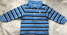 New Baby Boys Ralph Lauren Polo Shirt 6M