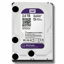 Western Digital WD 2TB 3.5-inch SATA III 64MB Intellipower Purple OEM WD20PURX