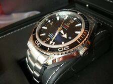 Omega Seamaster Planet Ocean XL- James Bond 007- 45.5mm - 600 Meters