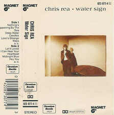 Chris REA - Water sign / Gutes CrO2-Tape, Magnet Rec., 1983, No.: 823077-4