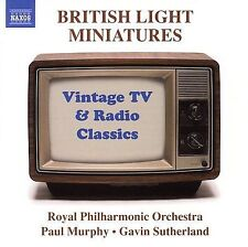Vintage TV & Radio Classics, New Music